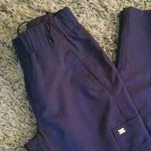 Grays anatomy scrub pants.
